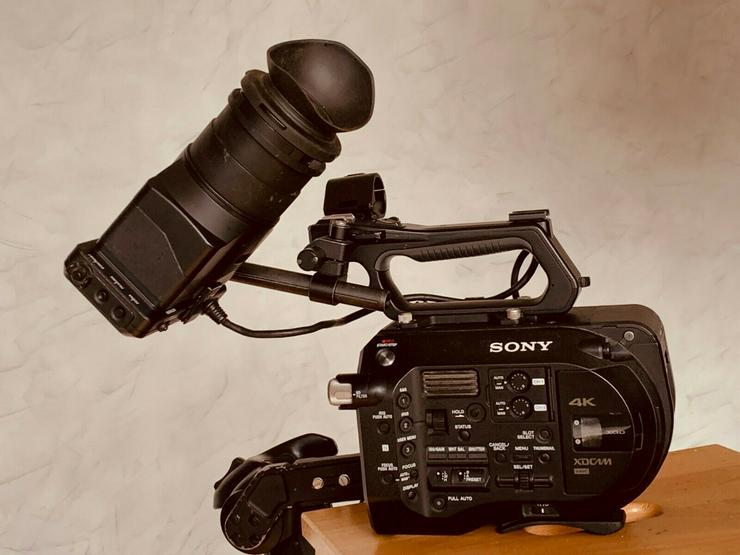 Bild 3: Sony PXW-FS7 Camcorder mit Zubehör