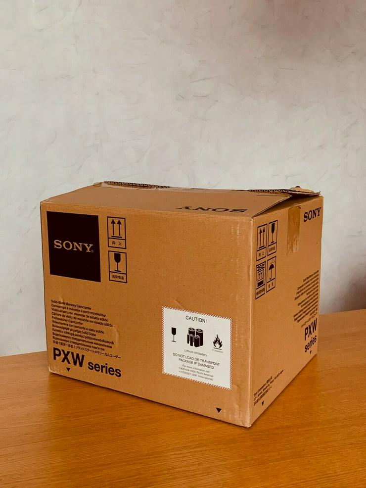 Bild 4: Sony PXW-FS7 Camcorder mit Zubehör