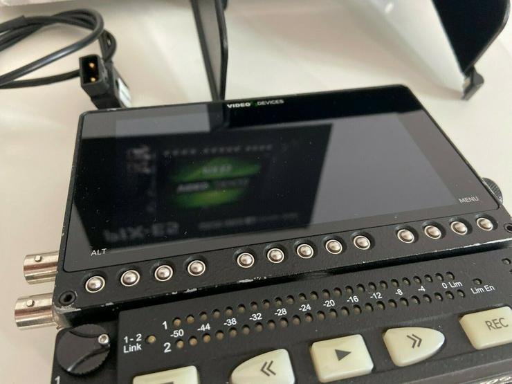 Bild 2: Video Devices Pix E5 + PIX Audio LR Interface