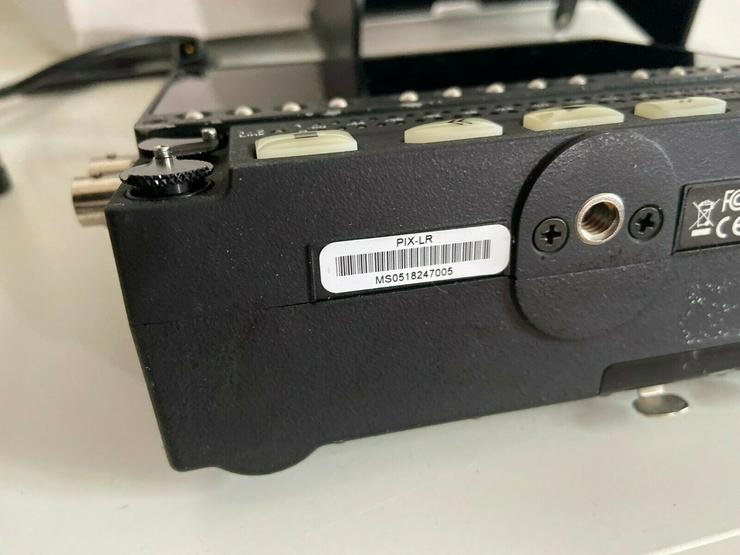 Bild 5: Video Devices Pix E5 + PIX Audio LR Interface