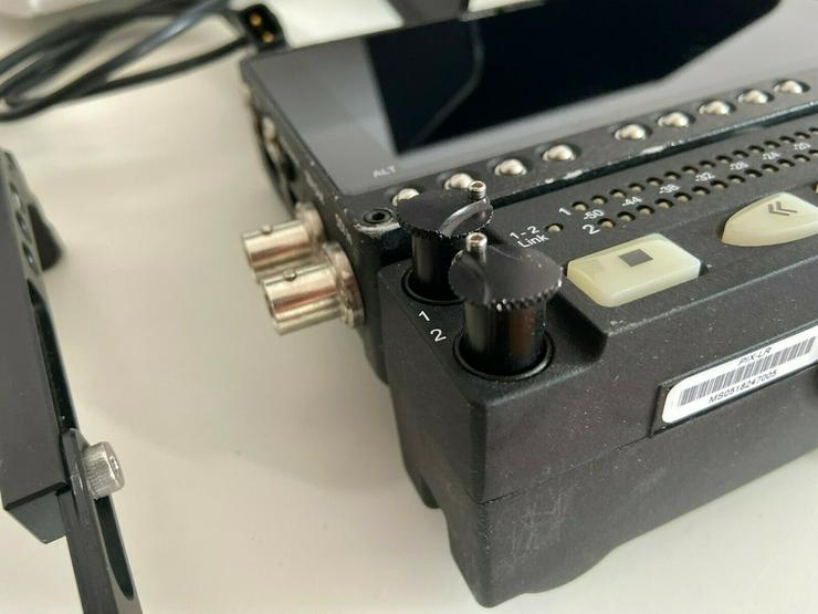 Bild 3: Video Devices Pix E5 + PIX Audio LR Interface