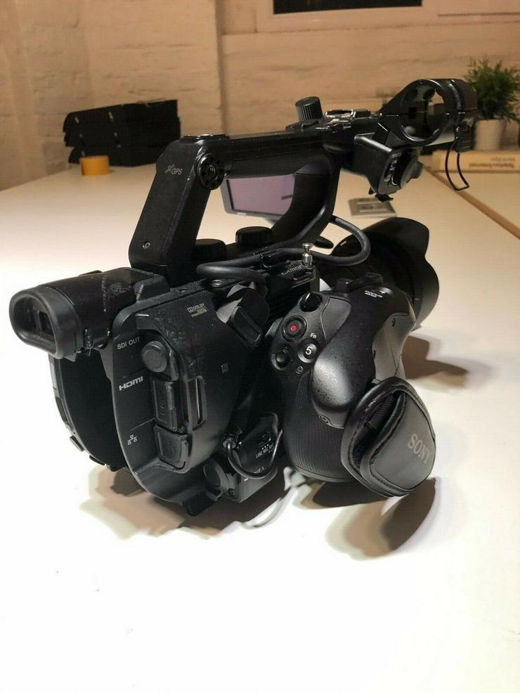 Bild 2: Sony PXW-FS5K 4K XDCAM Camcorder