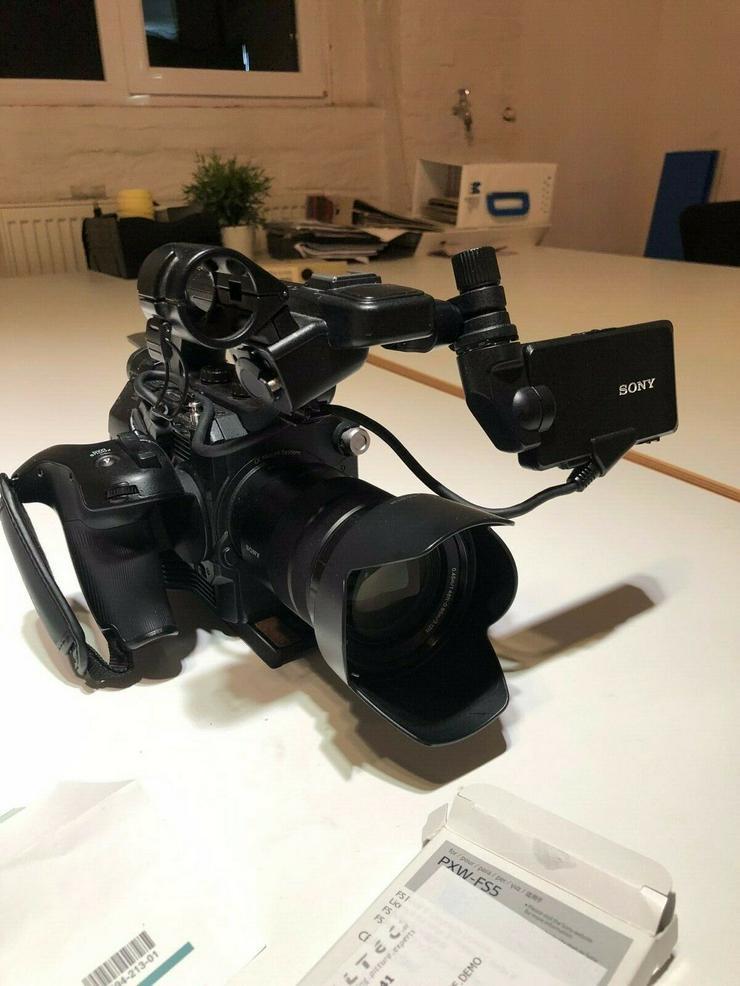 Sony PXW-FS5K 4K XDCAM Camcorder - Camcorder - Bild 1