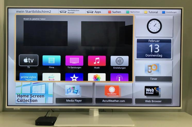 "Panasonic Smart VIERA LED-LCD TV mit 107cm/42"" Diagonale"