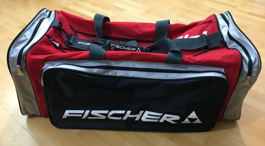 Fischer Tennistasche + Tasche für Tennisschläger + Bälle