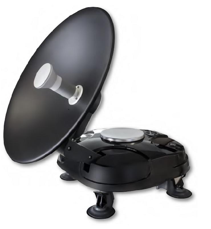 Portable Mega Sat Antenne elektrisch - Zubehör & Ersatzteile - Bild 1