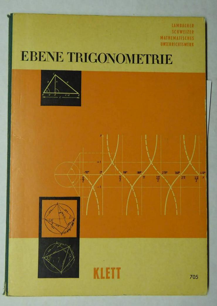 Trigometrie v. Ebene