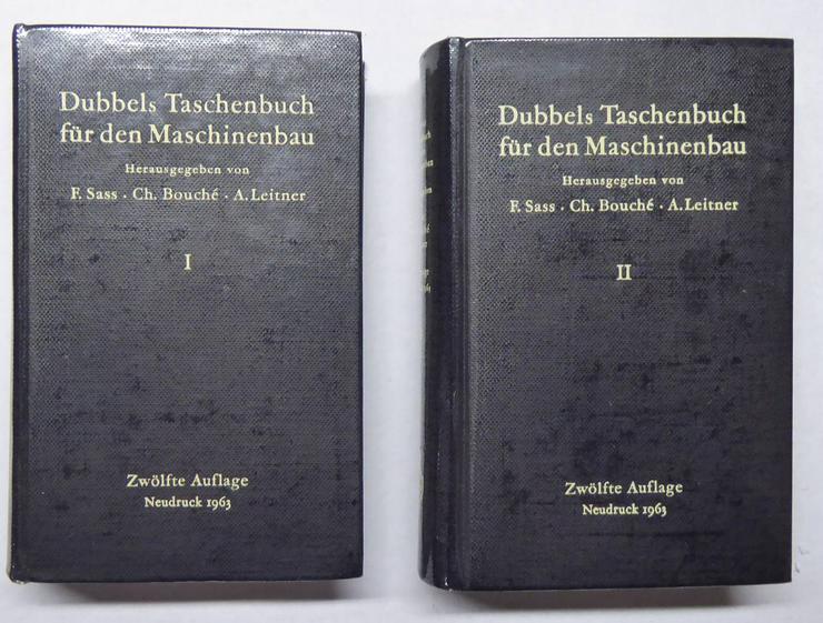 2 Dubbels Taschenbücher Teil I und Teil II