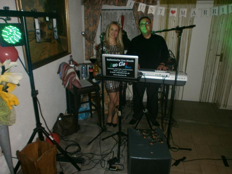 Bild 2: Italienische Musik Band Party Hochzeit Geburtstag Feier Music