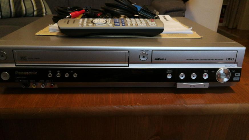 DVD, CD + VHS PLAYER IN EINEM - DVD-Player - Bild 1