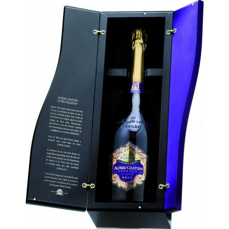 champagner aus privaten Gründen zu verkaufen