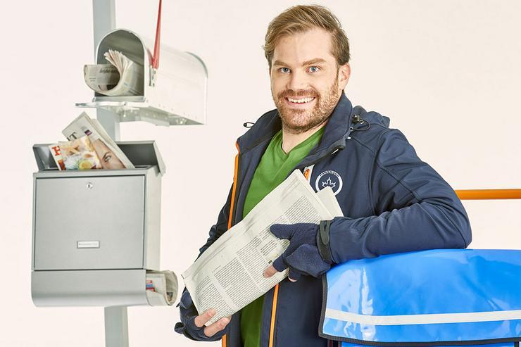 Zeitung austragen in Erlensee - Job, Nebenjob, Minijob