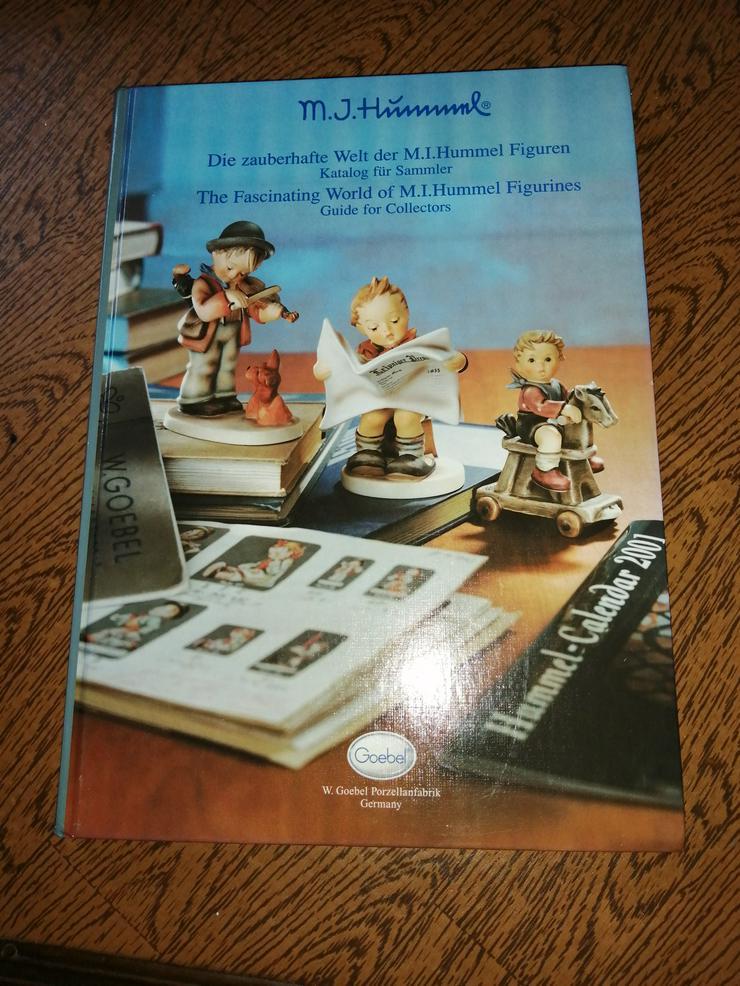 """Buch """"Die zauberhafte Welt der M. I. Hummel Figuren"""" - Romane, Biografien, Sagen usw. - Bild 1"""