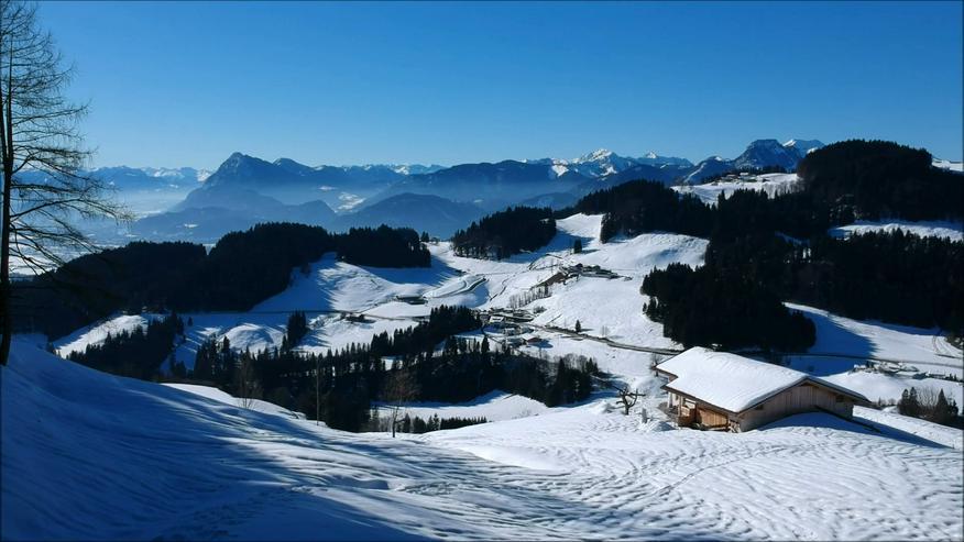 Bild 5: Komfortable Almhütte in traumhafter sonniger Alleinlage in Tirol