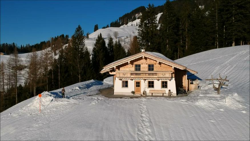 Bild 6: Komfortable Almhütte in traumhafter sonniger Alleinlage in Tirol
