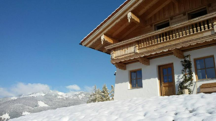 Bild 3: Komfortable Almhütte in traumhafter sonniger Alleinlage in Tirol