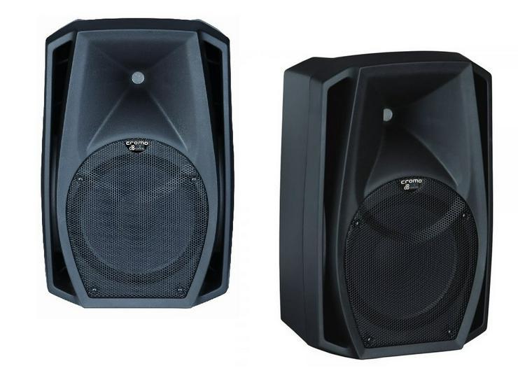 Verleih 2x dB Aktivbox 400W I Lautsprecher I Partyanlage mieten - Party, Events & Messen - Bild 1