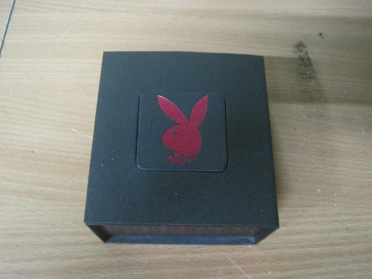 2 Armbanduhren Playboyuhr Uhr Playboy Armbanduhr
