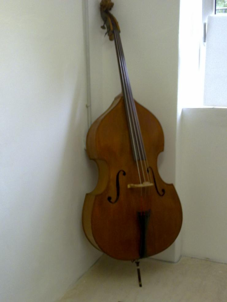 Kontrabass Meisterinstrument aus Markneukirchen