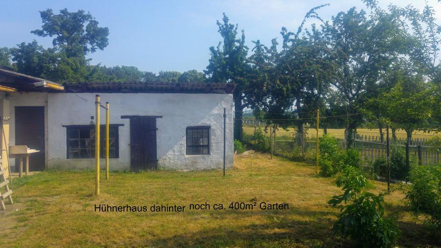 Bild 4: Fachwerkhaus mit großem Garten