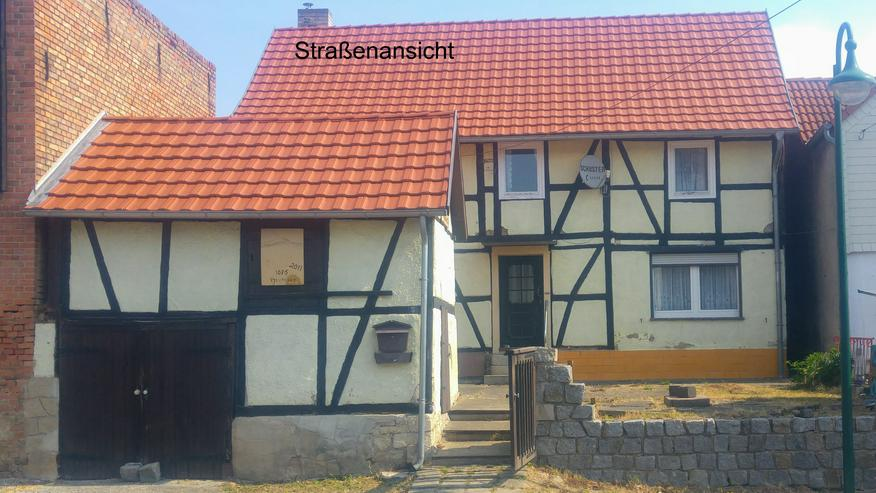 Bild 2: Fachwerkhaus mit großem Garten
