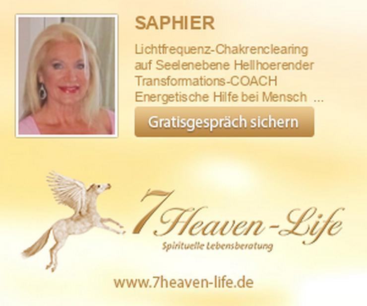 SAPHIER-Engelmedium mit hoher Trefferquote und Zeitangaben!