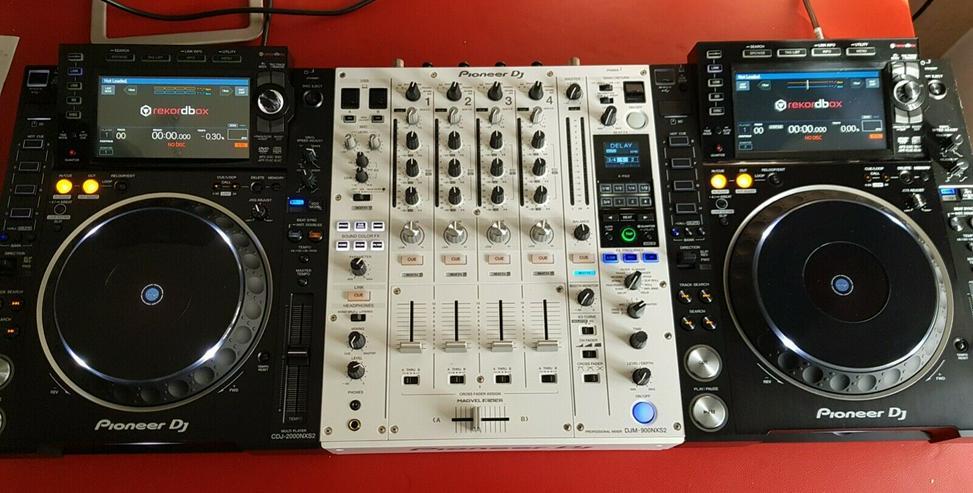 Pioneer DJ Anlage