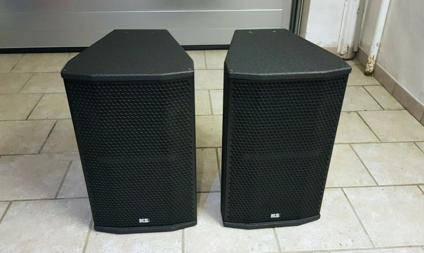 KS Audio CPA 12 Boxen  1 Paar - 2 Stück