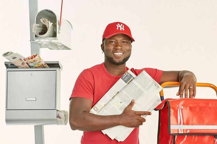 Zeitung austragen in Kist - Job, Nebenjob, Minijob