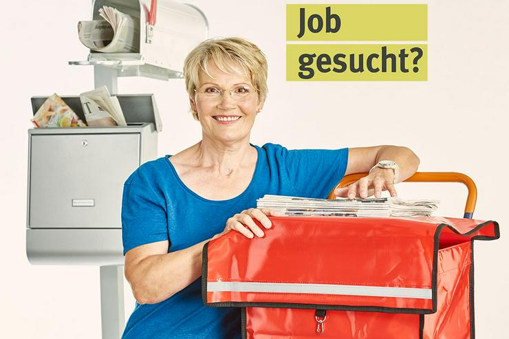 Zeitung austragen in Holzkirchen - Job, Nebenjob, Minijob