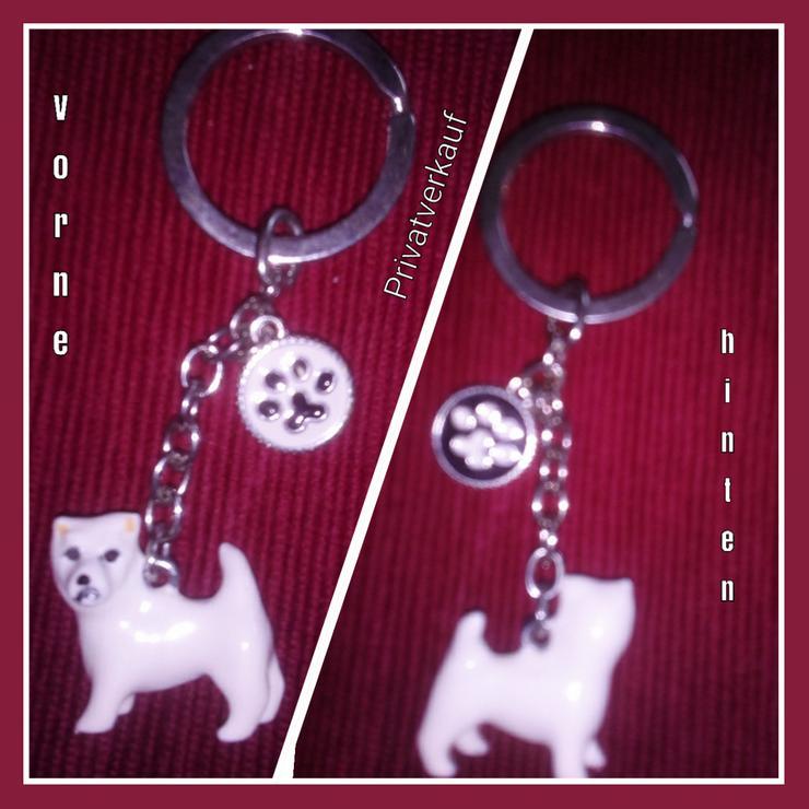 Schlüsselanhänger für Tierliebhaber