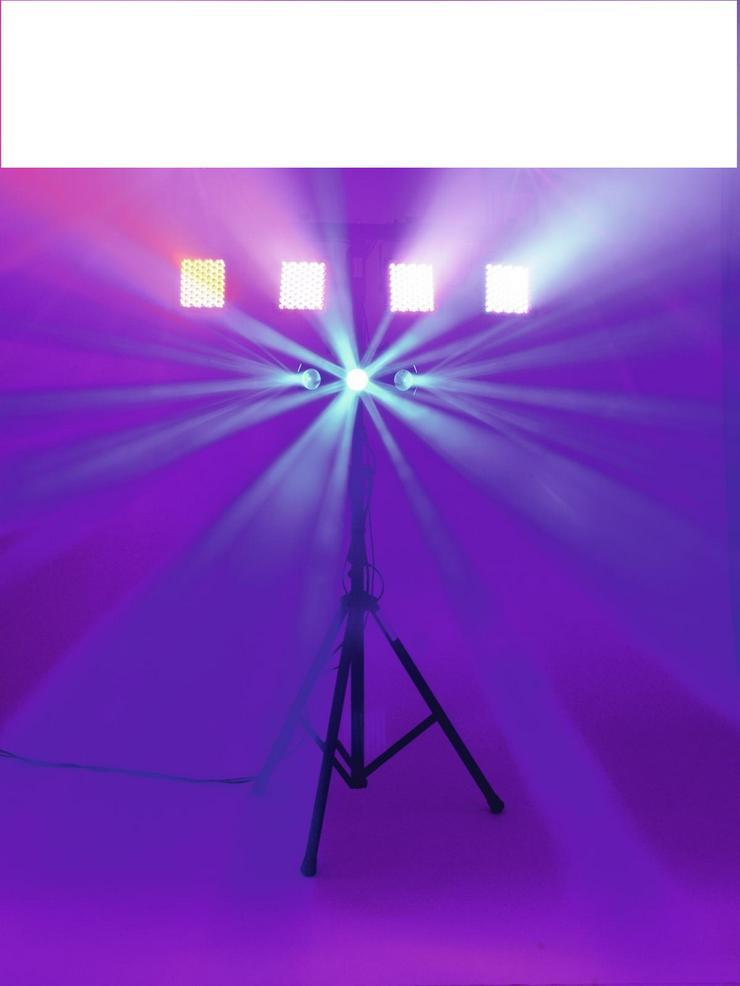 Verleih Eurolite KLS-Kombo Pack 10 LED - Lichtanlage I Partylicht