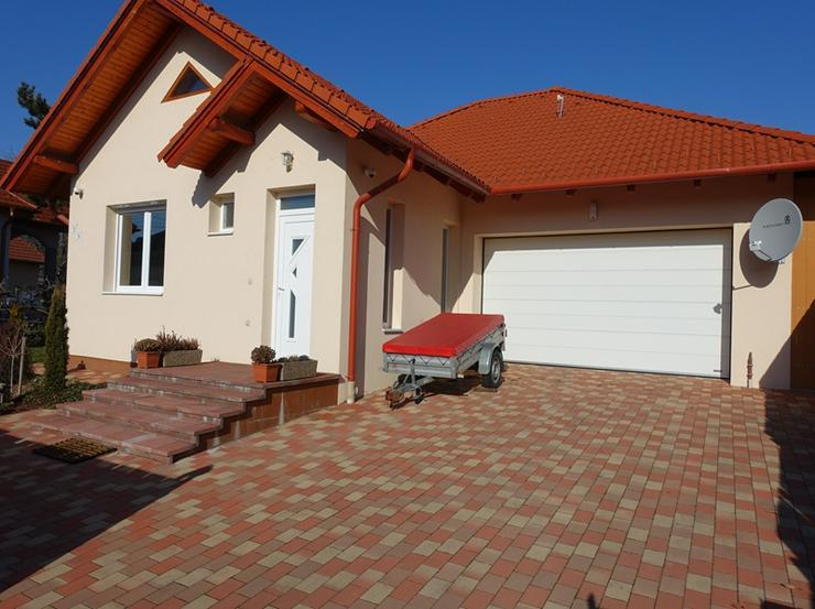 Ungarn-Thermalbad Héviz - Haus in Keszthely
