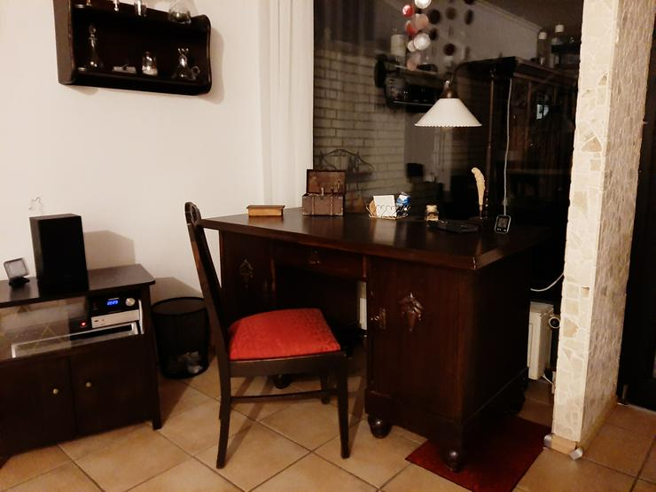 Antiker Schreibtisch ( um 1900 )