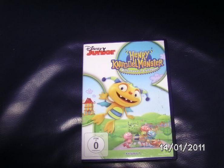 Kinder DVDs zu verkaufen wie neu siehe fotos