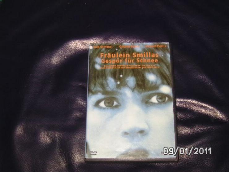 DVDs wie neu siehe fotos