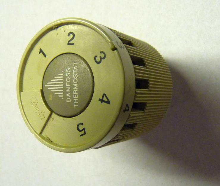 Thermostatkopf für Danfoss-Heizkörperventile,