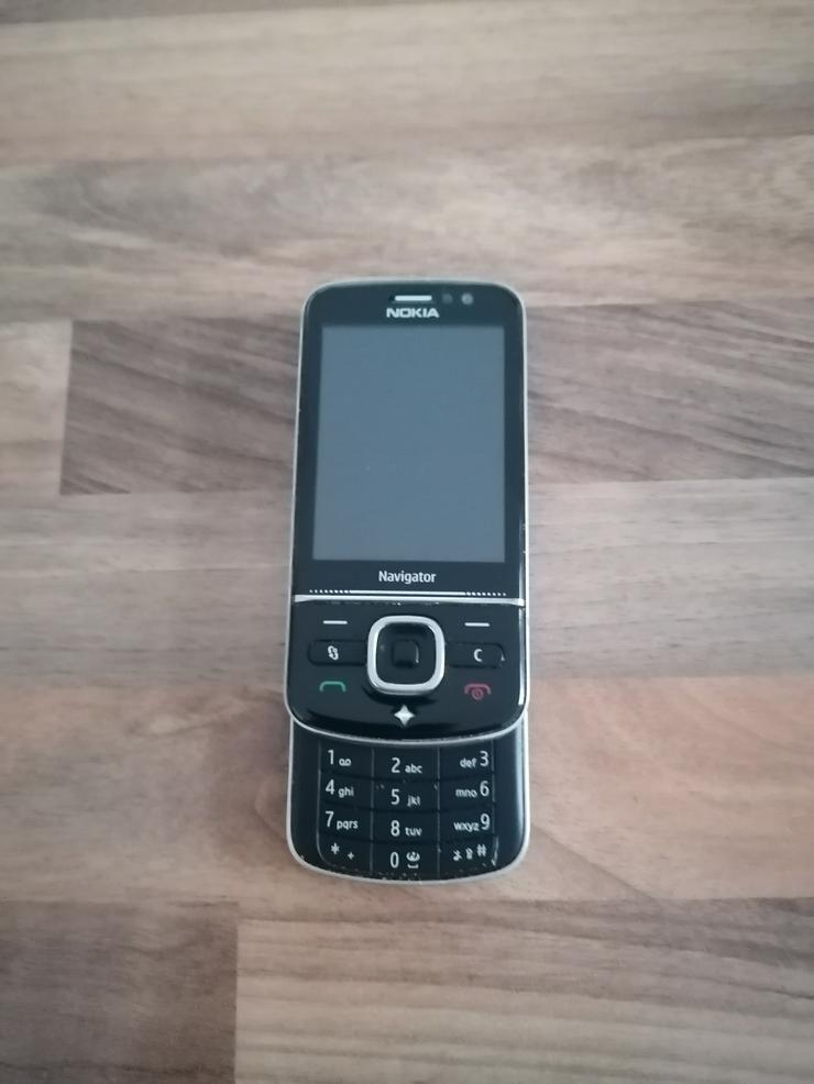 Nokia Navigator 6710s mit Zubehör
