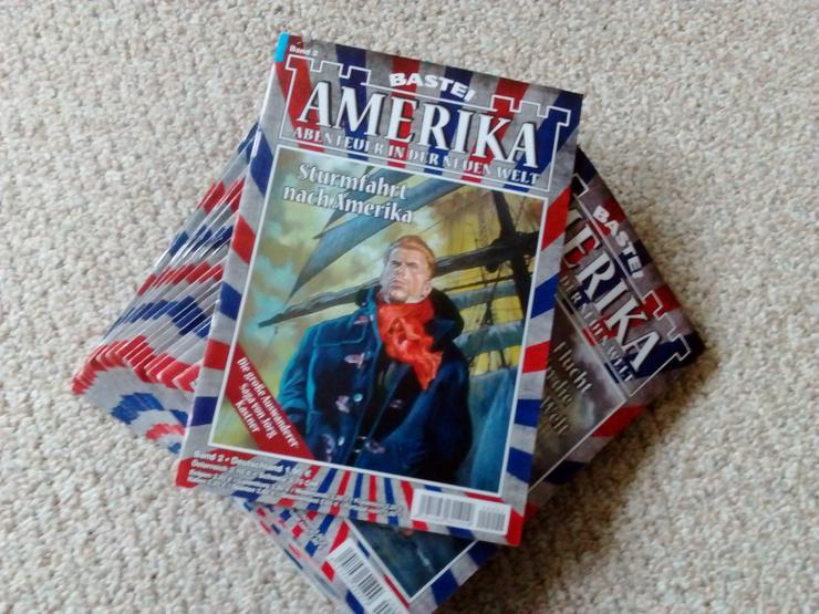 """""""Amerika-Abenteuer in einer neuen Welt"""", von Jörg Kastner"""