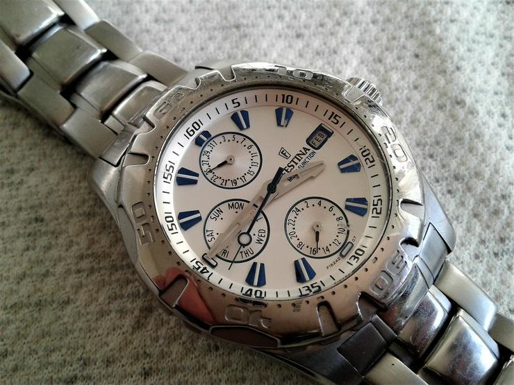 Festina Herren Multifunction Armbanduhr Model F16242