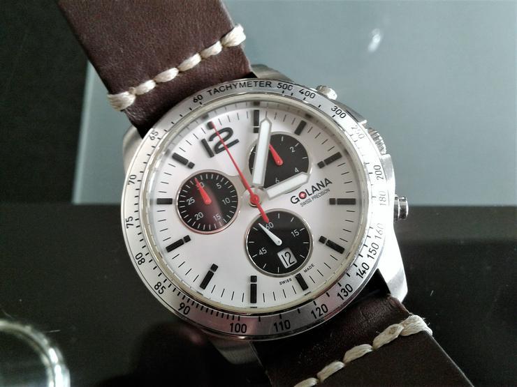 Golana Herrenchronograph ETA-G10