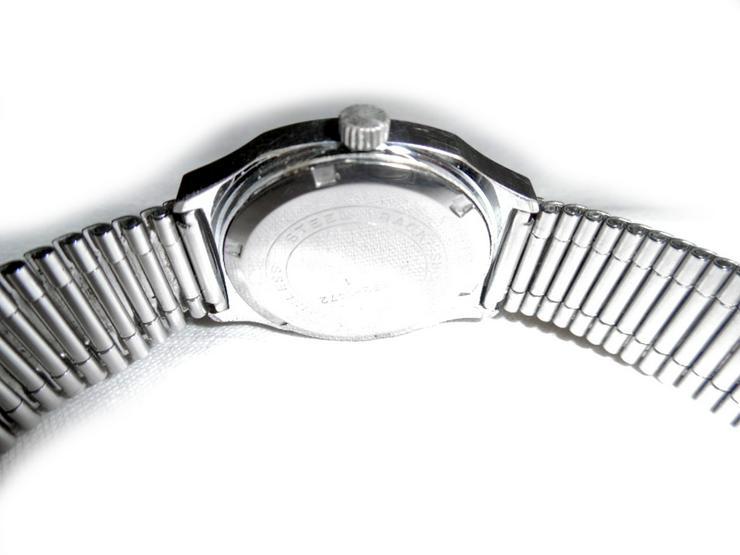Bild 4:  Seltene Armbanduhr von BWC