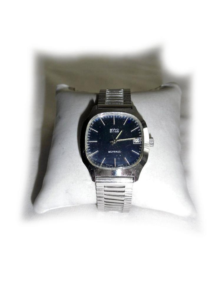 Seltene Armbanduhr von BWC - Herren Armbanduhren - Bild 1