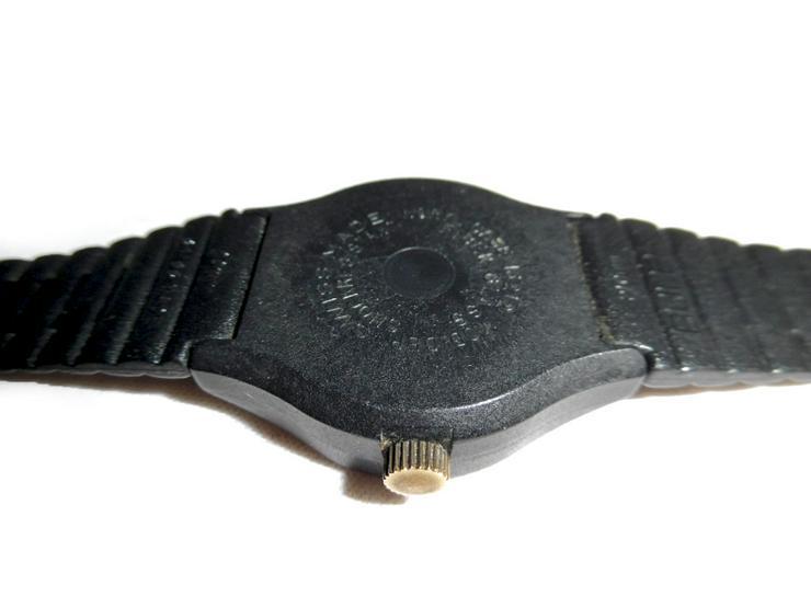 Bild 5: Seltene Armbanduhr von Dreher