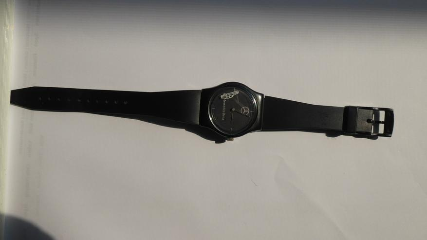 Bild 4: Mercedes-Benz Armbanduhr