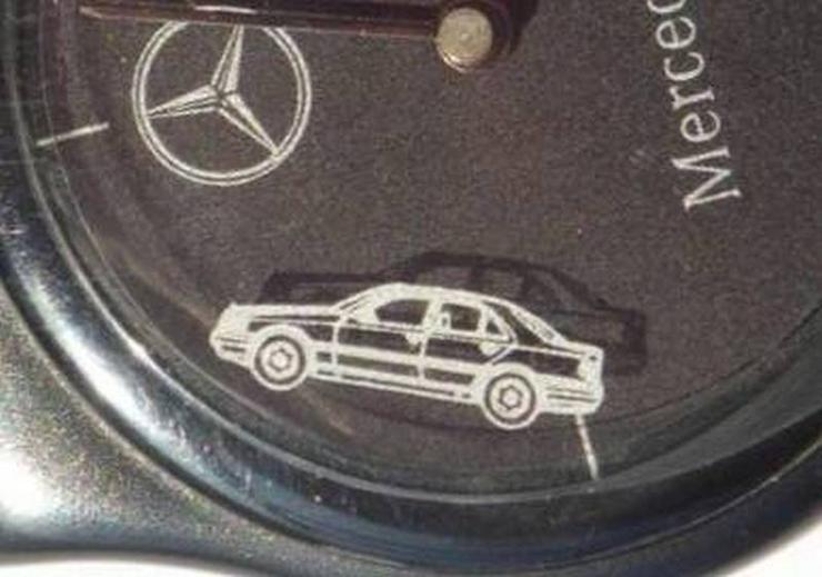 Bild 2: Mercedes-Benz Armbanduhr