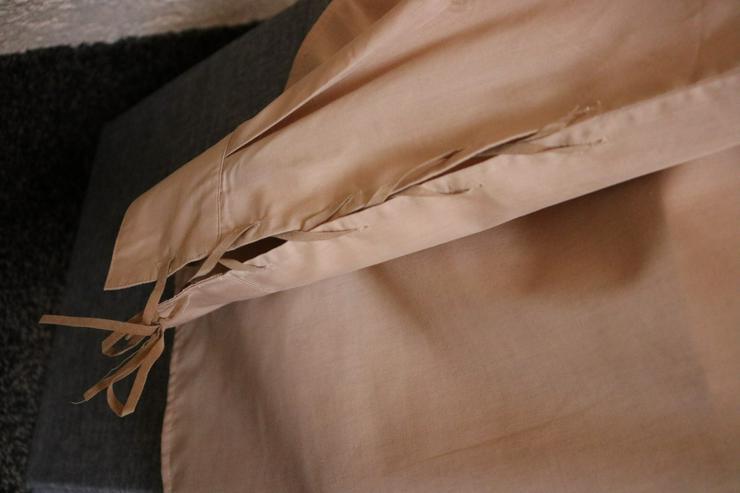 Bild 3: Tunika, Gr,. 52, beige, Pailletten
