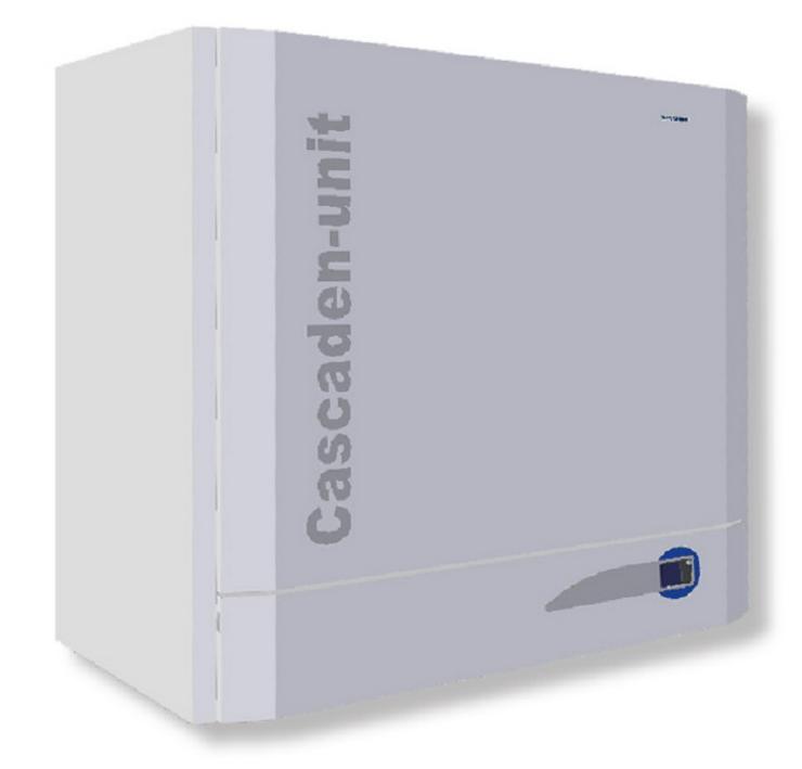 1A Gas Brennwertkessel Domostar GBK 50 Duo 2,6 - 50,8 kW Heizung