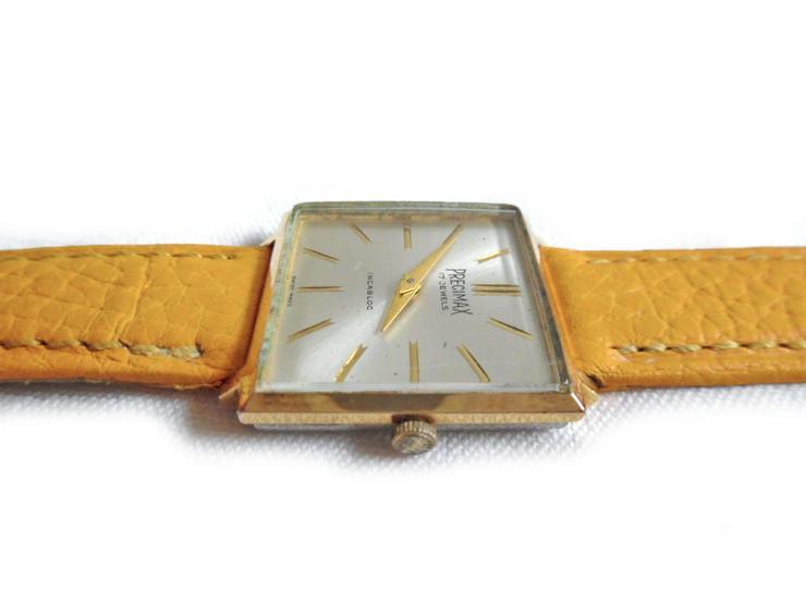 Bild 3: Seltene Armbanduhr von Precimax