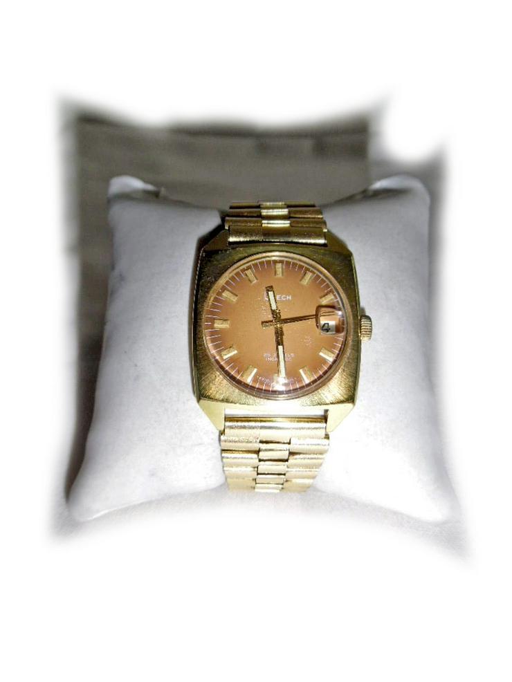 Große Armbanduhr von Urech Automatic - Herren Armbanduhren - Bild 1